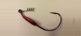 SJ232 - Jerk Bait Hook w/ spring keeper